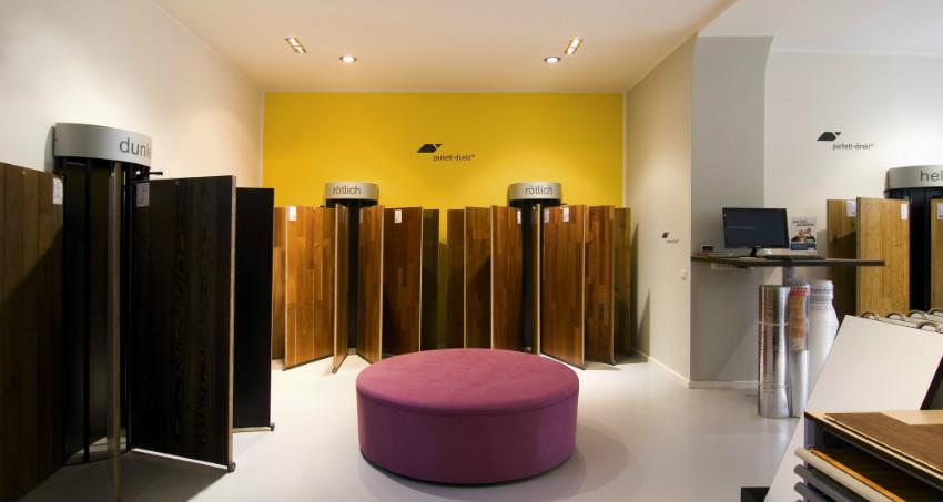 Parkett Direkt Ausstellung in Hannover