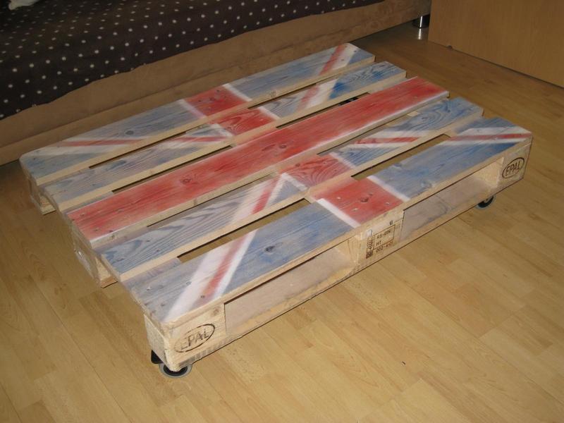 Europaletten  Möbel einfach selber bauen