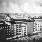Die gesamte Fabrikanlage von 1915