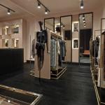 Eiche Manufakturdiele in der Berliner ÉCOLE Boutique