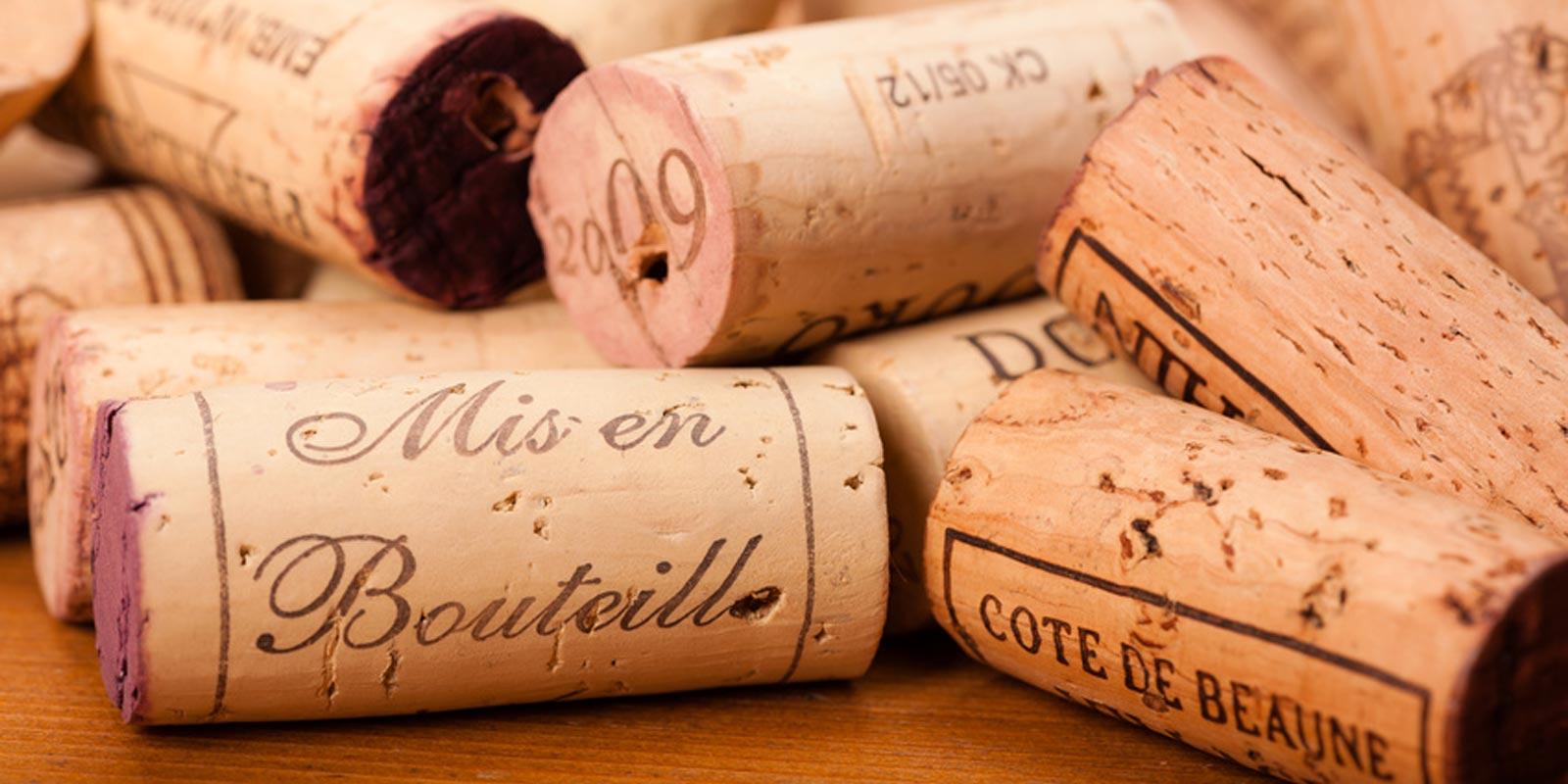 Kork nicht nur für Weinkenner