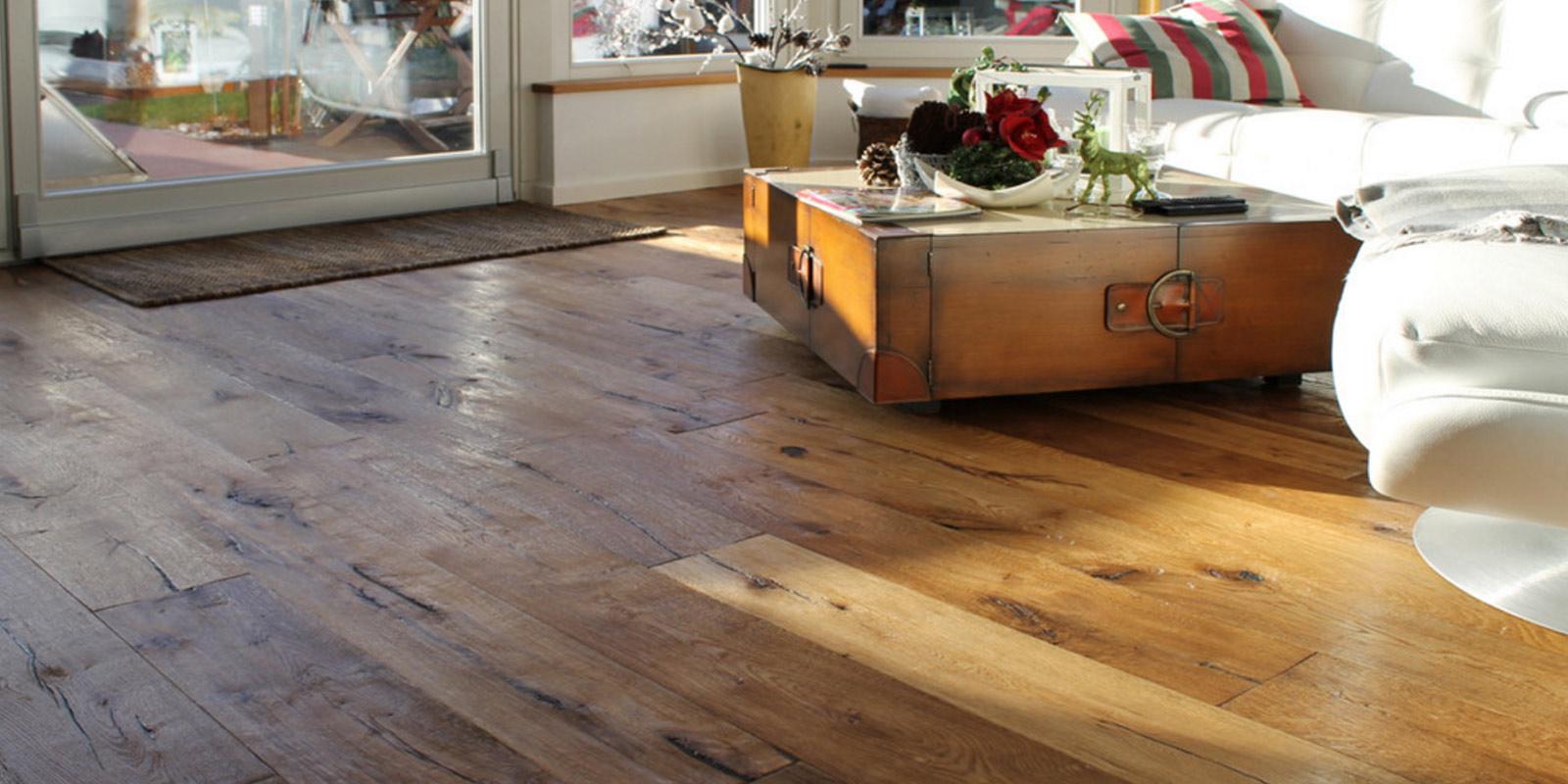 Landhausdielen Rustikal für Holzliebhaber