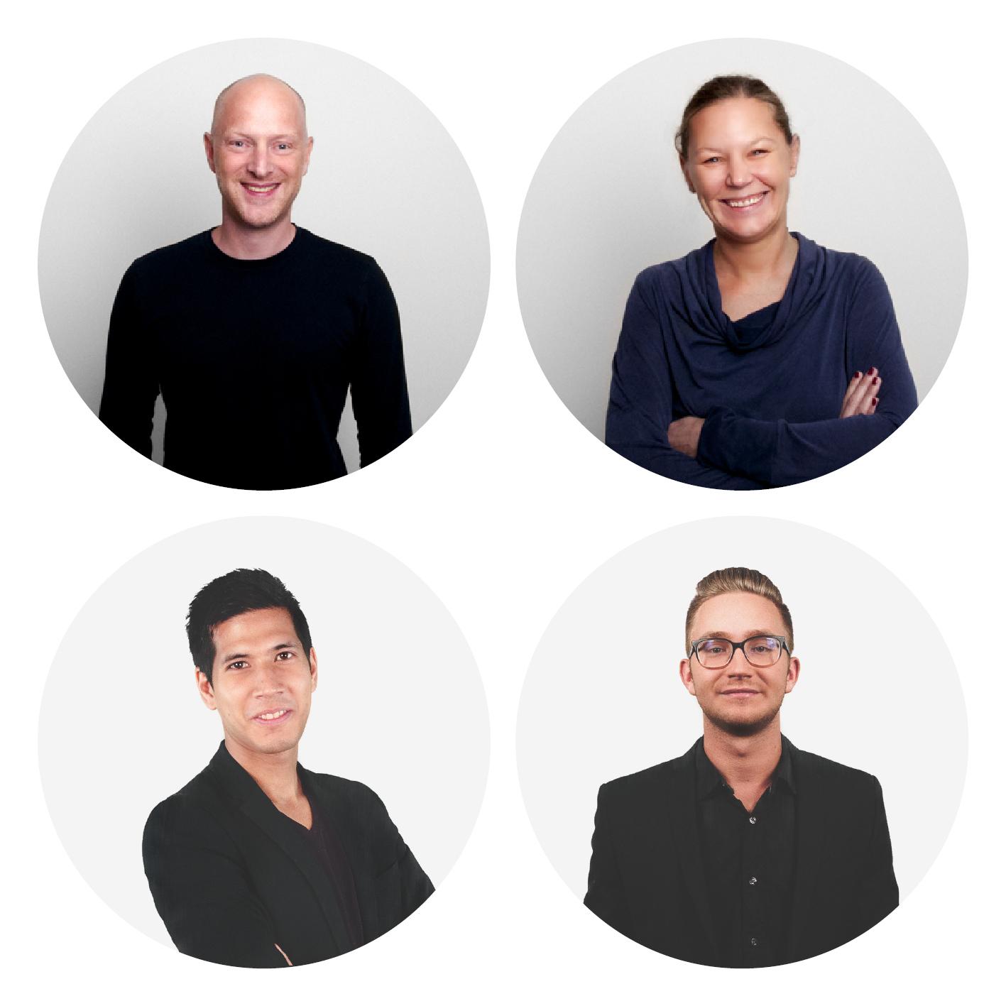 Social Media Team Foto