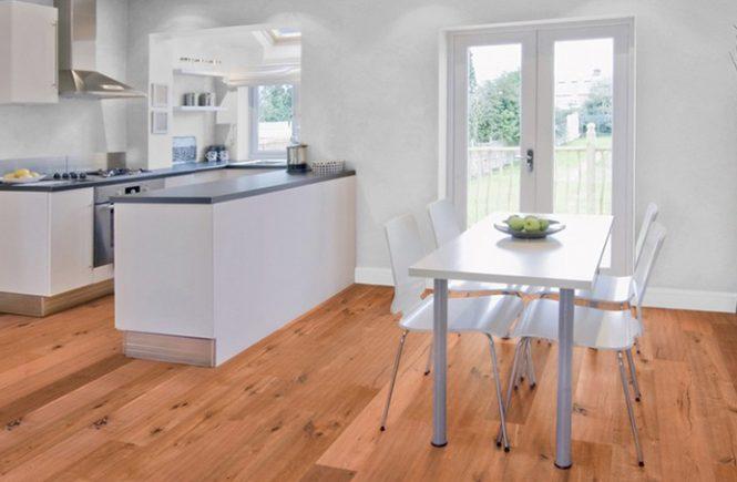 Fliesen oder Parkett in der Küche? | Parkett Direkt Magazin